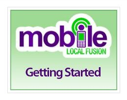 Mobile Local Fusion-Getting started
