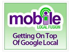 getting on Google Local