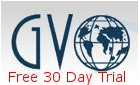 GVO Hosting 30 Day Free Trial