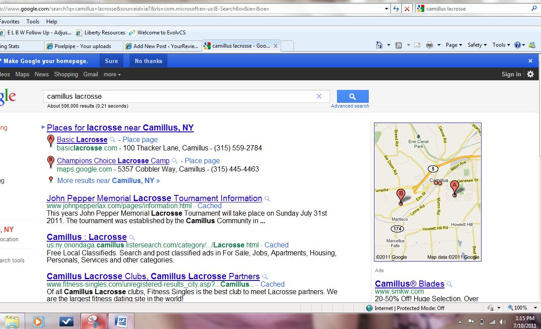 Camillus Lacrosse Google Search