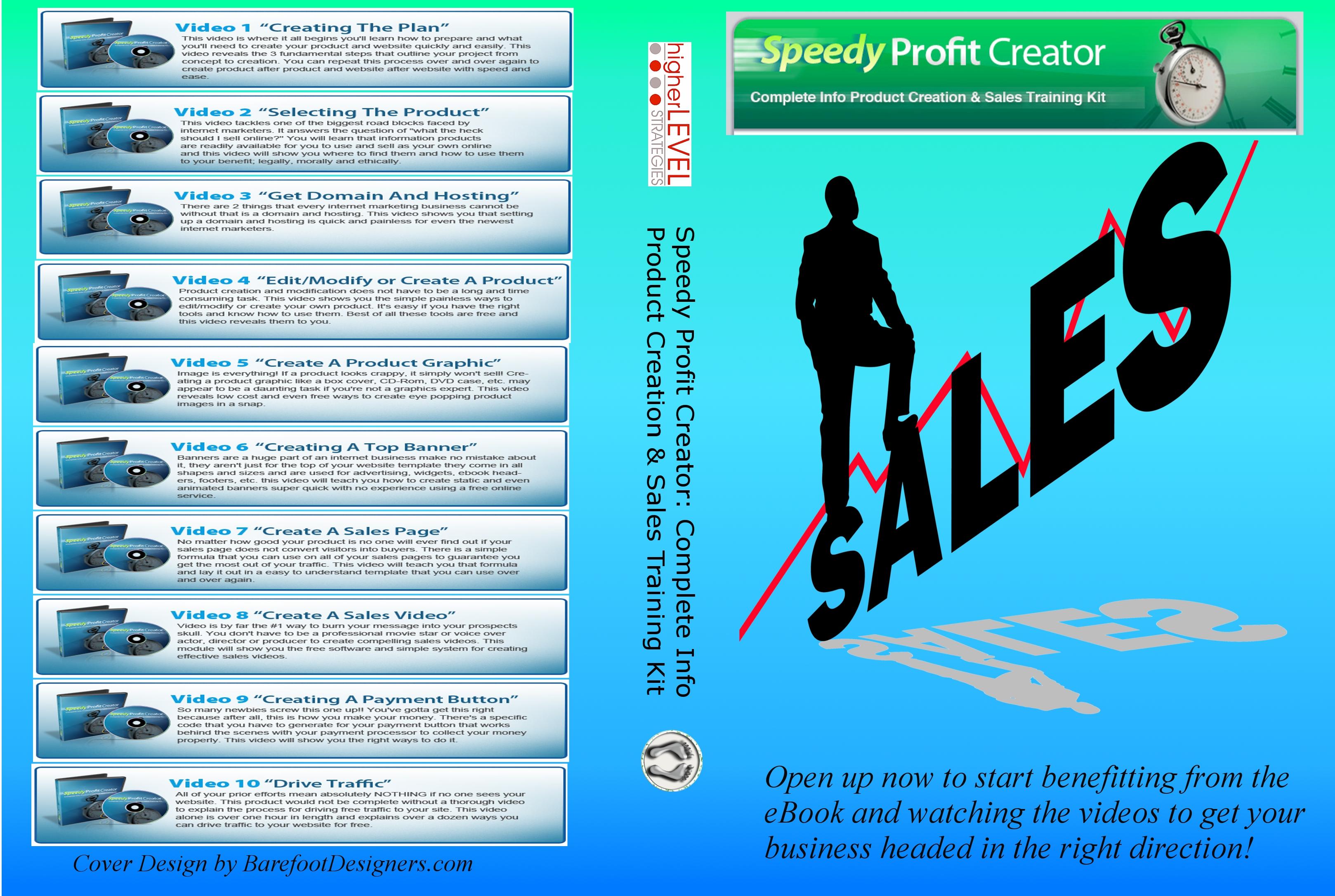 Speedy Profit Creator