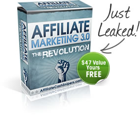 Affiliate Marketing 3.0 Report